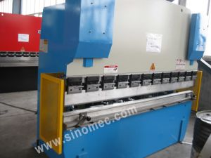 Nc Hydraulic Press Brake Wc67k-160tx3200 Da41 pictures & photos