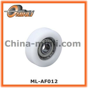 Nylon Coated Bearing Pulley (ML-AF012) pictures & photos