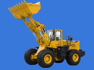 5 Tons Wheel Loader Zl50g, Weichai Engine Front Loader pictures & photos