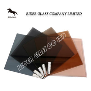3mm-19mm Float Reflective Glass, Patterned Glass, Tempered Glass, Laminated Glass pictures & photos