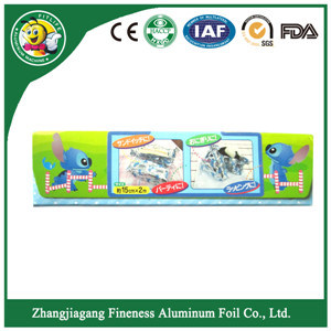 Household Aluminum Foil with Cartoon pictures & photos