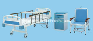 Ce Quanlity Two Function Electric Hospital Bed pictures & photos