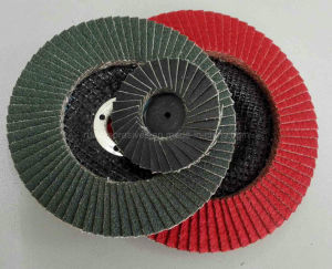 "Ceramic Grain, Zirconia Grain 2"" 3"" Flap Disc"