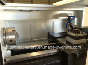 Siemens Controller CNC Metal Lathe with 1000/1500mm Center Distance (BL-H6150B) pictures & photos