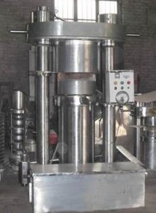 Hydraulic Oil Press pictures & photos