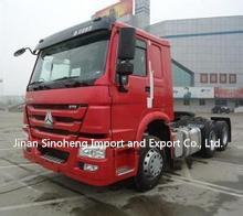 Sinotruk 420HP Big Engine Power Trailer Tractor Truck pictures & photos