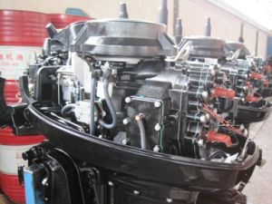 2-Stroke 40HP Outboard Engine pictures & photos