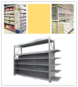 Hot Selling Heavy Multi-Functional Metal Display Shelf pictures & photos