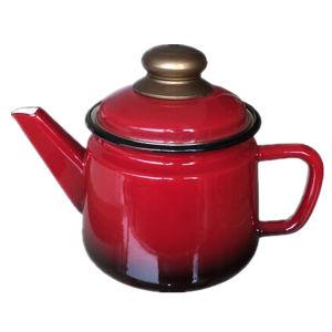 Enamel Kettles, Enamel Teapot, Enamelware, Enamel Iron Cast Teapot pictures & photos