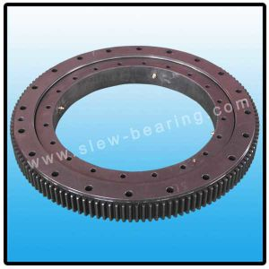 Replacement Ball Slewing Ring Blackening Surface Treatment Slewing Bearing 011.30.560.02