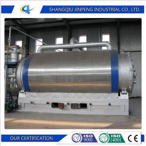 No Polution Tire Recycling Machine with CE ISO SGS pictures & photos