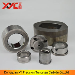 Steel and Tungsten Carbide/Hard Metal Insert Wire Drawing Die pictures & photos