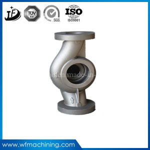 Carbon Steel Sand Casting Impeller for Pumps pictures & photos
