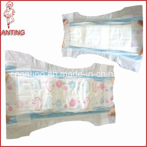 Quick Absorbtion and Dry Surface Baby Diaper with Economical Price pictures & photos