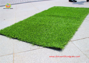Monofilament Artificial Turf for School Playground Field pictures & photos