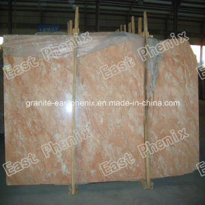 Imported Tea Rose Marble Slabs pictures & photos