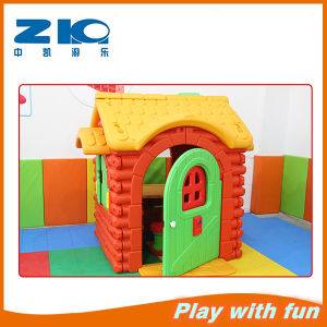 Indoor Kids Forest Plastic Colorful Playhouse pictures & photos