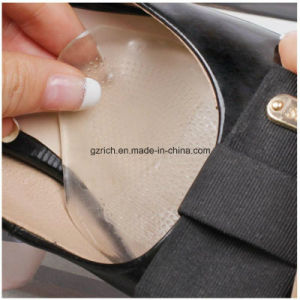 Gel Forefoot Silicone Shoe Pad Insoles pictures & photos