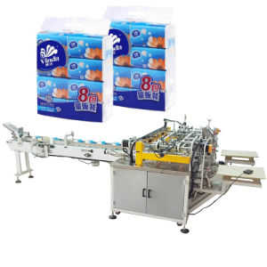 Softpack Tissue Paper Machine Facial Tissue Wrapping Packing Machine pictures & photos