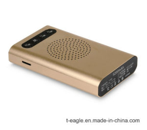 2015 New Pattern Y100b Power Bank Bluetooth Speaker pictures & photos