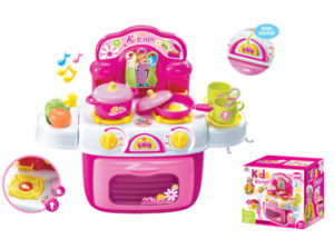 Children Toy Set Kids Kitchen Toys for Girl (H0535150) pictures & photos