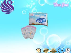 Good Quality Disposable Soft Cotton Surface Disposable Baby Diaper pictures & photos