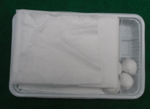 Disposable Sterile Basic Dressing Set pictures & photos