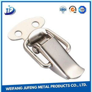 Sheet Metal Steel Stamping Blank Connect Buckle with Powder Coating pictures & photos