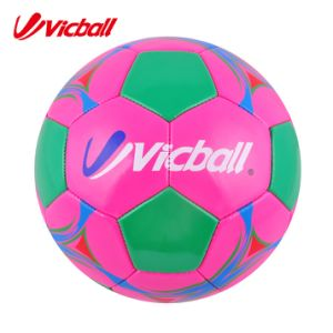 Promotional Machine Sewing PVC Football Ball Manufacturer pictures & photos
