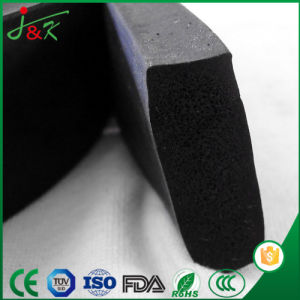 Superior Silicone Sponge Seals Strips for Door Seal pictures & photos
