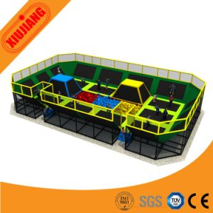 Trade Assurance Amusement Park Indoor Playground Trampoline pictures & photos