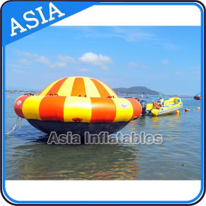 Giant Inflatable Towable Water Sports, Inflatable Disco Boat Water Toy, Crazy UFO pictures & photos
