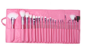 Synthetic Hair Makeup Brushes 22PCS Cosmetic Makeup Brush Set pictures & photos