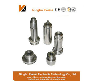 Magnetic Permeability of Stainless Steel Solenoid Valve pictures & photos