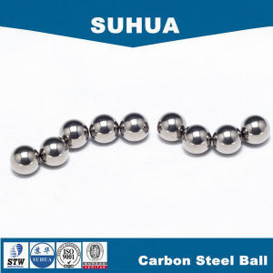 AISI1015 Nickel Plated Low Carbon Steel Ball for Bicycle pictures & photos