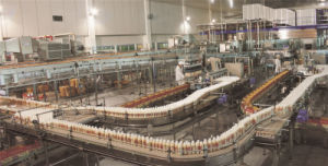 Full Automatic 3000L/H Soy Milk Processing Line pictures & photos