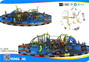 Play Center Outdoor Playground Gym Equipment (YL-D038) pictures & photos