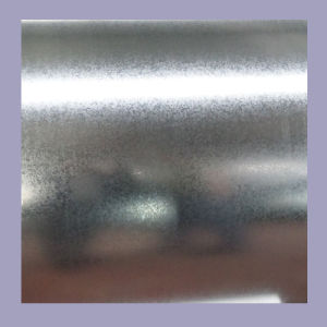 Regular Spangle Prime Hot Dipped Galvanized Steel Coil