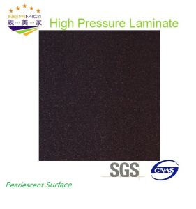 Pearlescent HPL Decorative Sheet/HPL Panel pictures & photos
