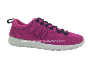 2016 Nice Style Women Sport Shoes with PVC Outsole (X177-L)