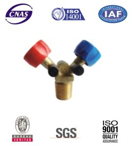 Refrigerant Cylinder Valve - Refrigerant Valve (QF-13Y) pictures & photos