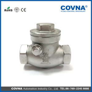 Stainless Steel CF8m Type 200psi Swing Check Valve pictures & photos