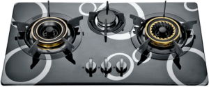Three Burner Built-in Hob (SZ-LX-249)