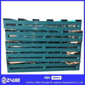 Warehouse Storage Stackable Steel Pallet