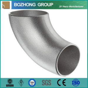 Stainless Steel Pipe Fitting 90 Degree Elbow pictures & photos