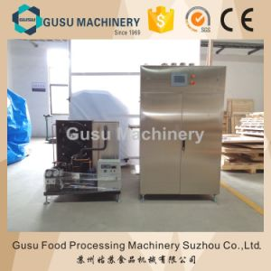 SGS Chocolate Machine Gusu Tempering Machine for Real Chocolate pictures & photos