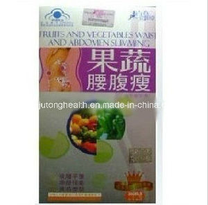 Fruit & Vegetable Waist and Abdomen Weight Loss Slimming Diet Pill pictures & photos