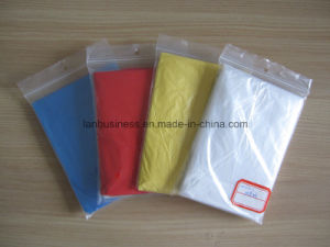 Various of Colour Poncho for Your Choice pictures & photos