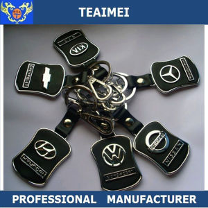 Hot Sale Customed Car Logo Metal Car Keyring For Decoration pictures & photos