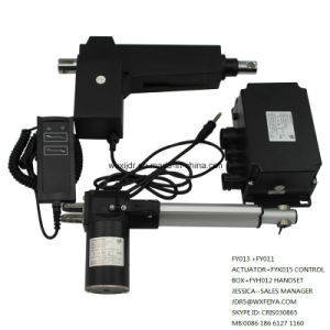 8000n Stainless Steel Electrci Linear Actuator for Hospital Medical Bed pictures & photos